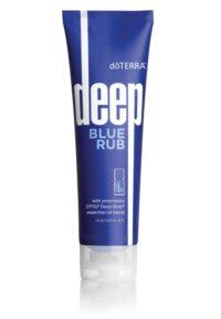 deep blue crème