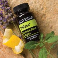 TriEase softgels (ondersteunt bij allergieën