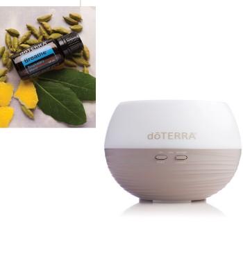döTERRA-Petal-Diffuser-2.0-met-Air-olie-blend