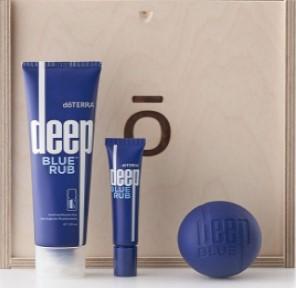 Deep Blue Cadeauset dõTERRA